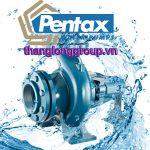 Máy bơm công nghiệp trục rời Pentax 4CA-4CAX Series
