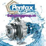 Máy bơm công nghiệp trục rời Pentax CA-CAX Series