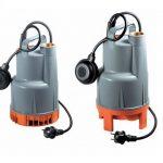 Bơm chìm nước thải 0,5HP Pentax DP60