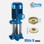 Máy bơm trục đứng Pentax 5,5HP U7V-550/10T