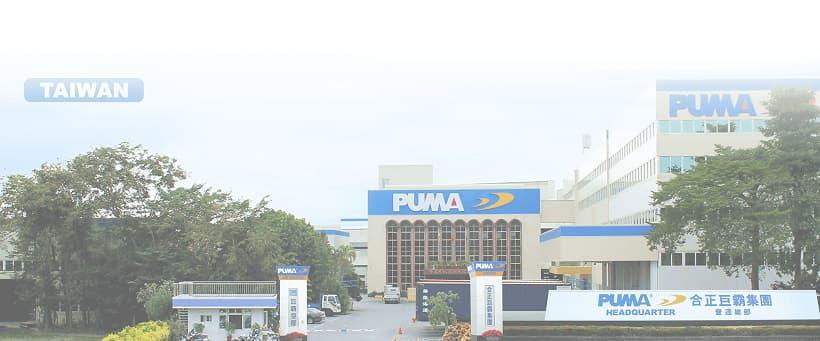máy nén khí Puma Đài Loan